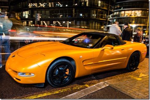 Chelsea Cruise Corvette